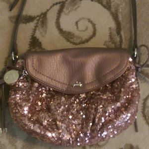 Juicy Couture Sequined crossbody👛SALE!👛